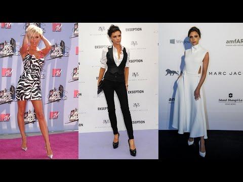 Victoria Beckham's Style Evolution