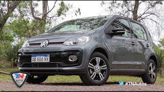 VW Up! Pepper 1.0 TSI - Test - Matías Antico - TN Autos
