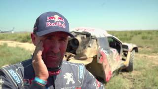 Team Peugeot Total - Best of RACING - Silk Way Rally