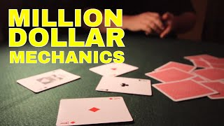 Million Dollar Mechanics trailer!  Learn Card Mechanic Secrets.