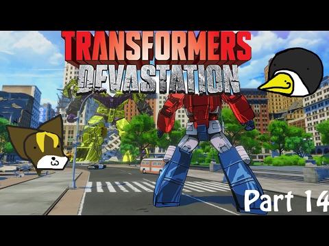 Transformers Devastation part 14: The Case Is Open