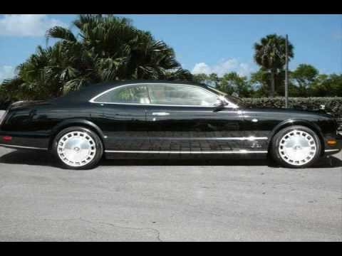 Export Bentley Brooklands - USA Export Experts - Bentley Car Exporters