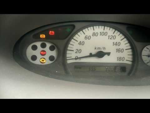 Самодиагностика ошибок Toyota Platz