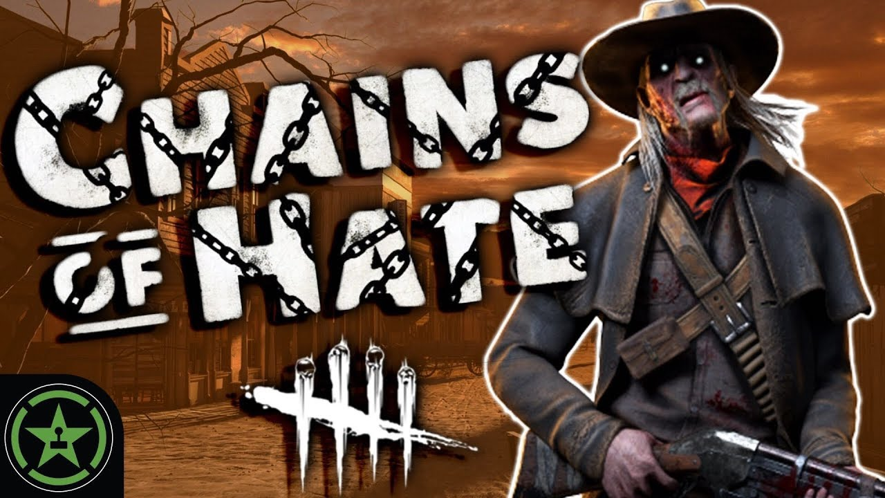 Chains of Hate - Dead by Daylight   Live Gameplay