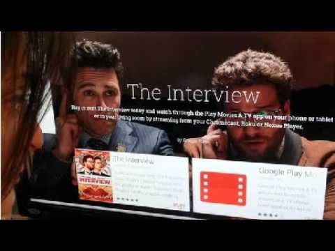 BBC News-Sony comedy The Interview opens
