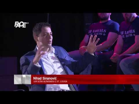 Nihad Sinanović: Preživio sam Srebrenicu i postao uspješan biznismen