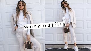 work outfit ideas | CEO VIBES for the office !