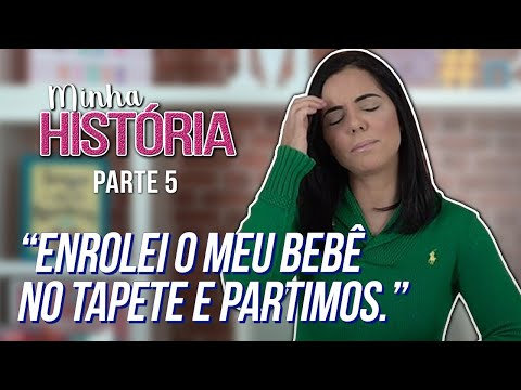 MINHA HISTÓRIA - PARTE 5 from YouTube · Duration:  43 minutes 24 seconds
