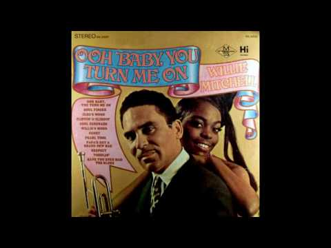 Willie Mitchell - Respect (Otis Redding Instrumental Cover)
