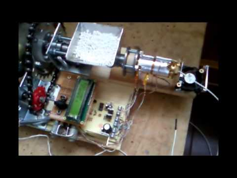 Filament Extruder For 3d Printer Youtube