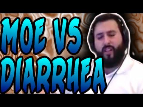 CS:GO - m0E VS DIARRHEA!