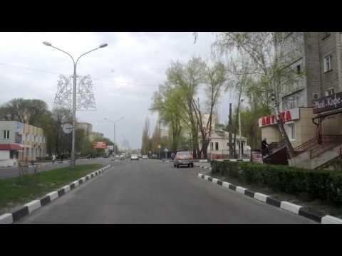 Нововоронеж - Красивый город.