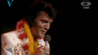 Elvis Presley Fever live from Hawaii & widescreen 16x9