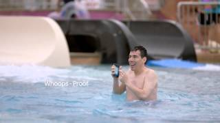 Whatever-Proof/Water Slide -- AT&T Samsung Galaxy S® 4 Active™ Commercial