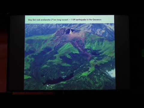 The Greater Caucasus Mountains: A Natural Laboratory