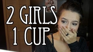 One of MissFenderr's most viewed videos: 2 Girls 1 Cup!! (REACTION)