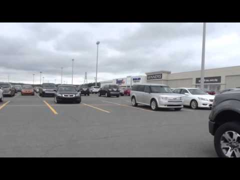 Tour of Highland Square Mall in New Glasgow NS