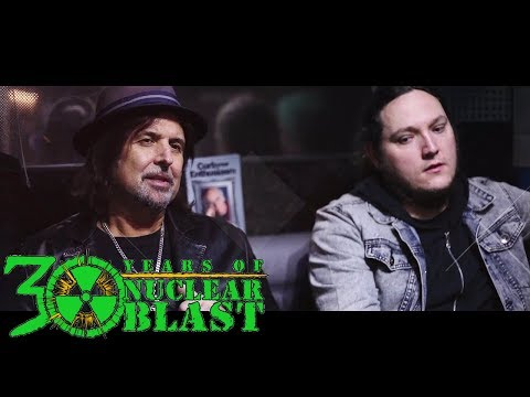 PHIL CAMPBELL AND THE BASTARD SONS - Band Name (OFFICIAL ALBUM INTERVIEW #1)