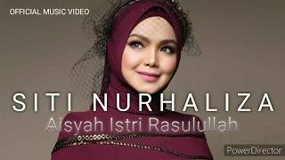Aisyah Istri Rasulullah - Siti Nurhaliza mp3 (cover)