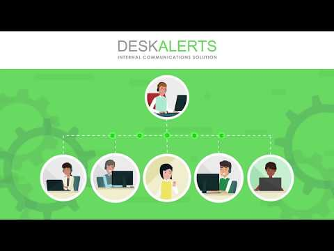 Increase the Efficiency of your Helpdesk with DeskAlerts