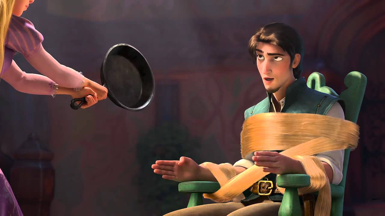 Download TANGLED from Disney - LOST CHAMELEON - Available on Digital HD, Blu-ray and DVD Now
