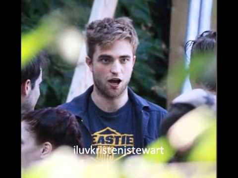 Robert Pattinson And Kristen Stewart Officially Look Like A Couple !