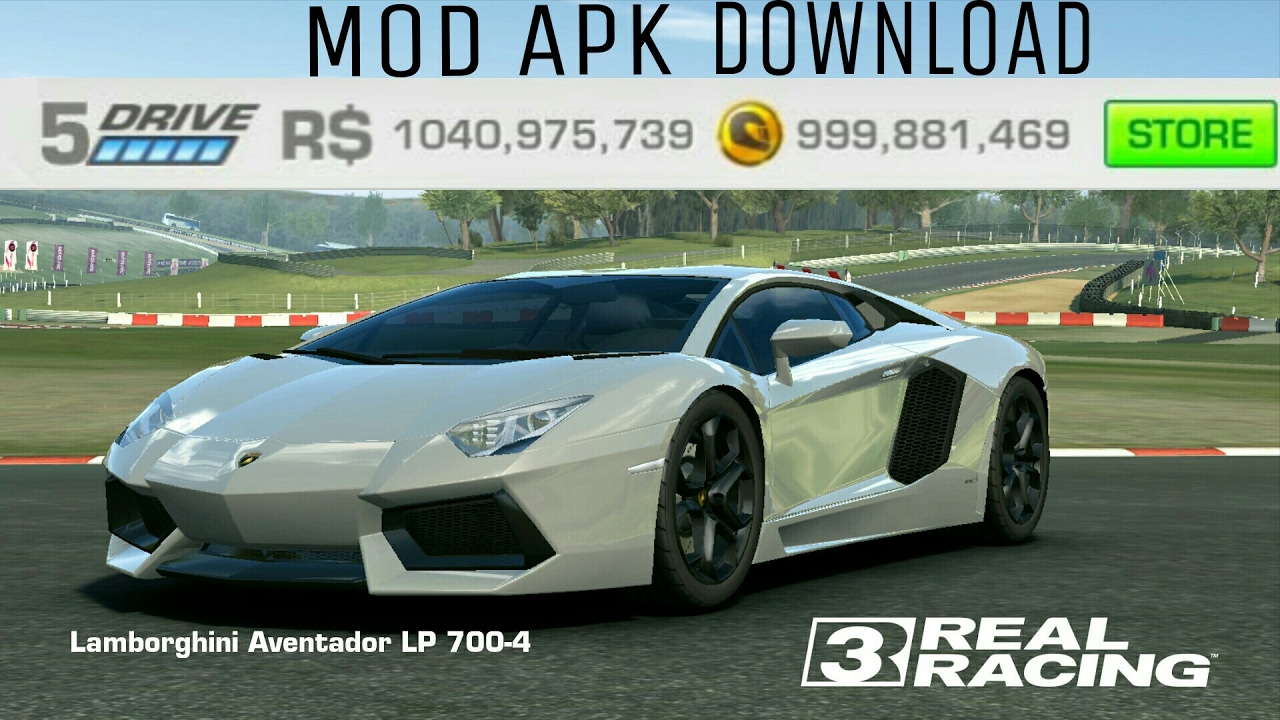 Real racing 3 for android download apk free.