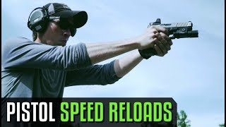 Speed Reloads With a Glock 17