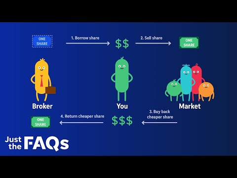 Hedge funds, short selling, short squeeze, explained  | Just the FAQs