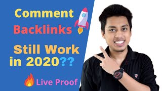 Does  Comment Backlinks Still Work in 2020?? Comment Backlinks Se Kya Kya Benefits Milta Hain