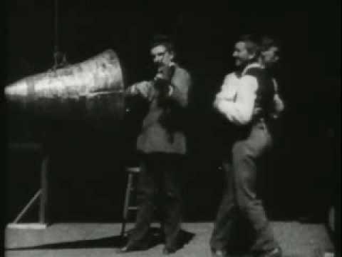 1894-1895 Experimental Sound Film