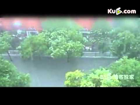 Beijing heavy rains