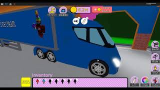 ROBLOX Ice Cream Van Simulator (BORINGGGGG)