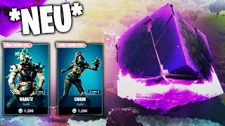 *NEW* BÖSE SKINS IN SHOP! CUBE EVENT TODAY (ONCE!) 🔥 | Fortnite