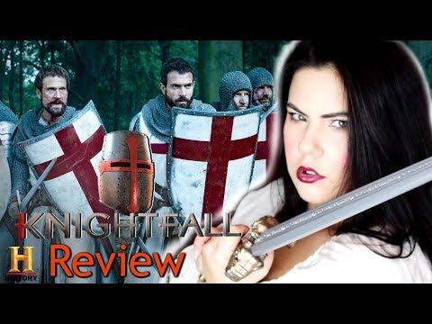 KNIGHTFALL: History's New TV Series  | REVIEW
