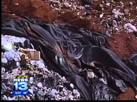 4 tons of medical waste dumped at local landfill