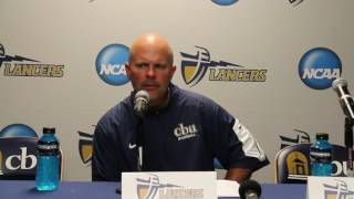 NCAA DII Baseball WR – CBU Postgame Interview
