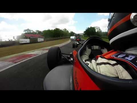 Monoposto Brands Hatch GP 21st May 2017 race 2 Moto 1000 Jedi