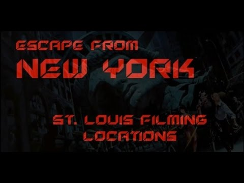 Escape From New York (1981) Filming Locations- St. Louis, Mo.