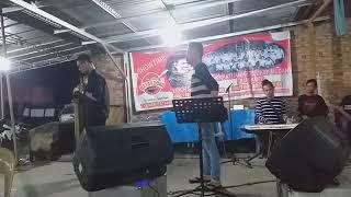Dibantai dg mudah Lagu Lao Ma Ho oleh Nabasa trio