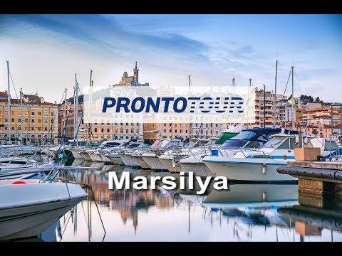 Marsilya şehir turu - Prontotour
