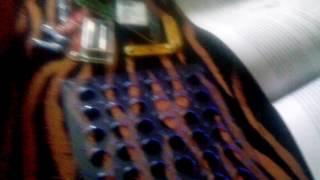 Обзор на  электронный конструктор знаток проверка гальванометра (часть 1)