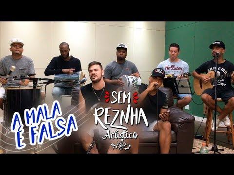 Sem ReZnha - A Mala é falsa - Felipe Araújo ft Henrique e Juliano *PAGODE* Música Cover