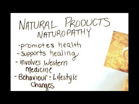 Complementary and Alternative Health Therapies