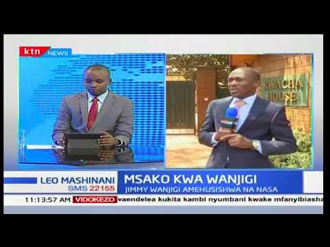 Maafisa katika kitengo cha kupambana na waalifu waruhusiwa kuingia katika ofisi za Jimmy Wanjigi