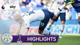Kanes Wundertor reicht nicht | Leicester City - Tottenham Hotspur 2:1 | Highlights - Premier League