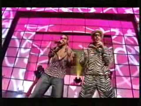 Shaggy & Ali G - Me Julie Live TOTP