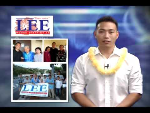 Vote Albert Lee for Hawaii House District 18