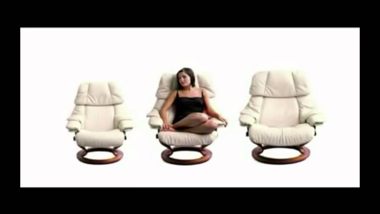 stressless chair sizes lazy boy wingback recliner chairs ekornes youtube