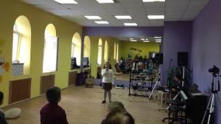 5 минут до урока. 05.09.2015 г. День открытых дверей в музыкальной школе Music Мир